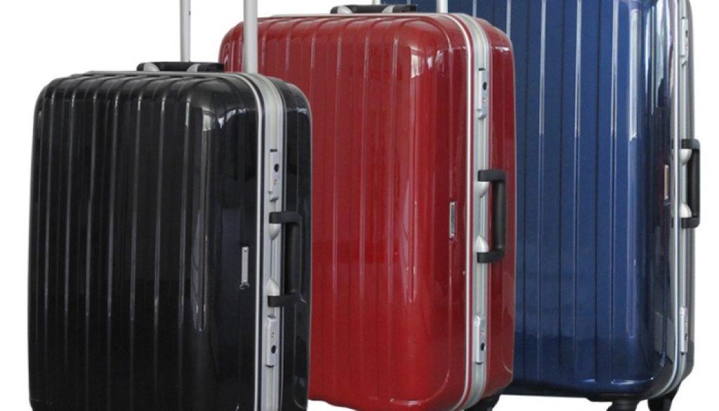 保護中: 荷物(スーツケース)について